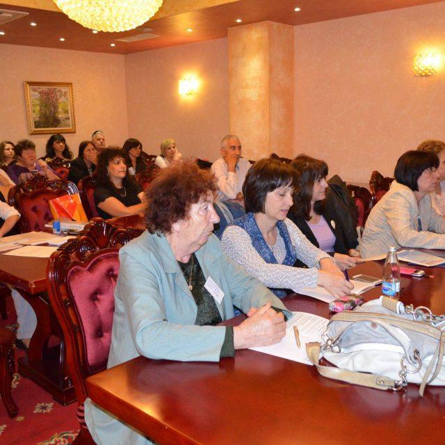 Първи пациентски форум за тромбофлебита